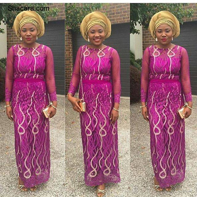 EXCITING ASO EBI STYLES FROM OVER THE WEEKEND