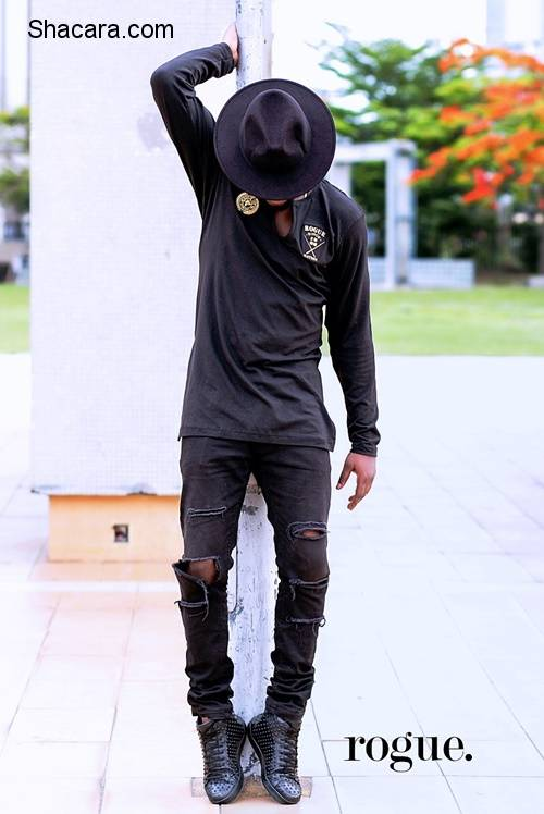The Rogue Man – Urban Series Spring/Summer 2016 Collection (Lookbook)