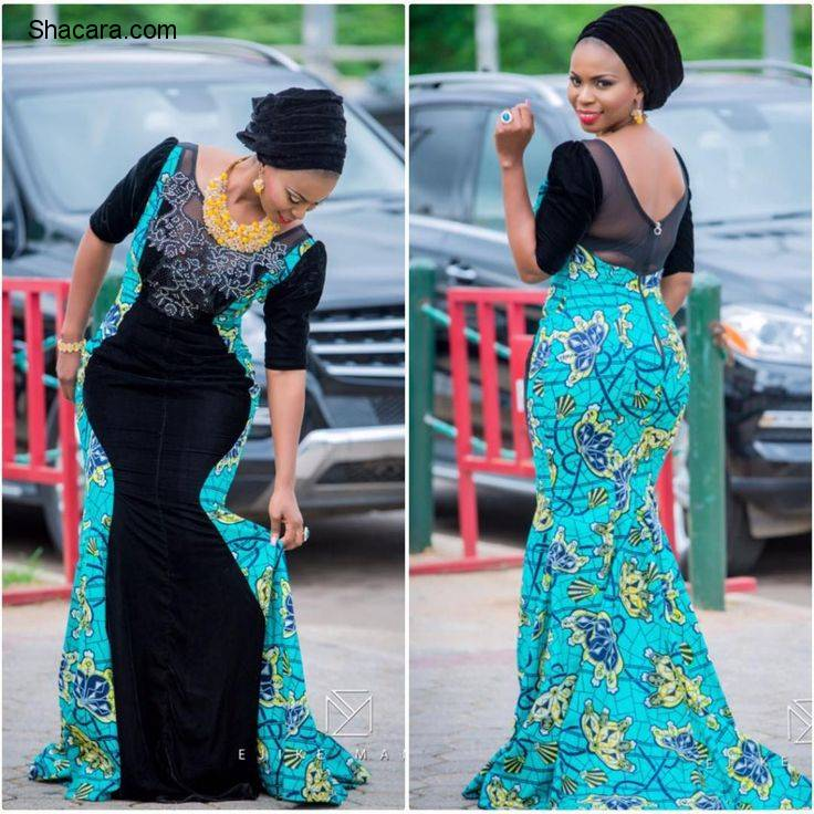 THE ANKARA STYLES YOU NEED FOR CHURCH THIS SUNDAY