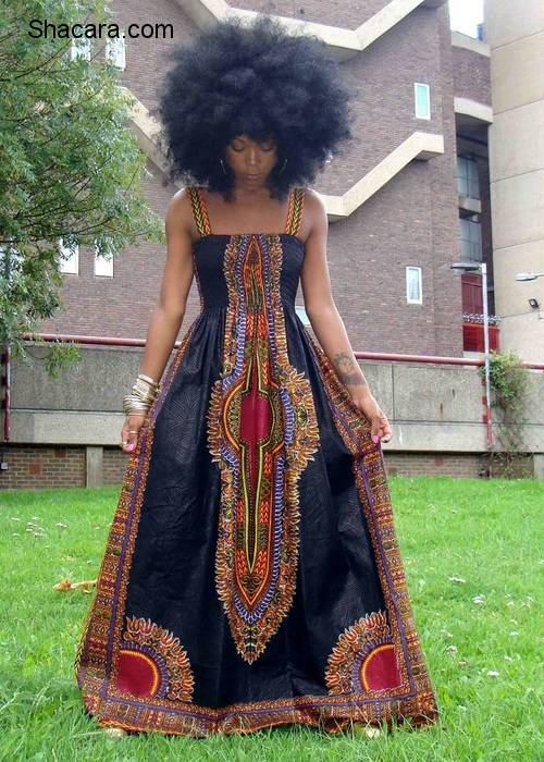 DASHIKI STYLES, THE NEW SYMBOL OF AFRICA