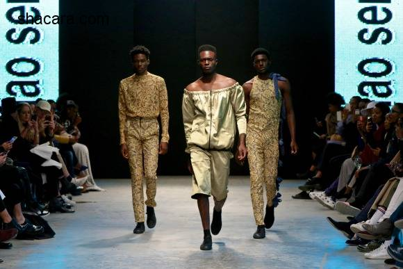 Nao Serati At South Africa Menswear Week 2016/2017: Cape Town