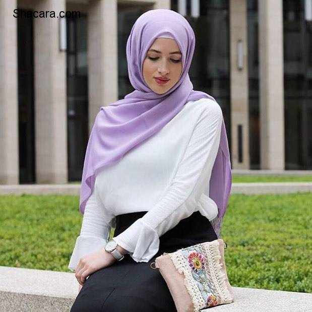 CHECK OUT THESE HIJAB INSPIRATION STYLES SLAYED THIS EID SEASON.