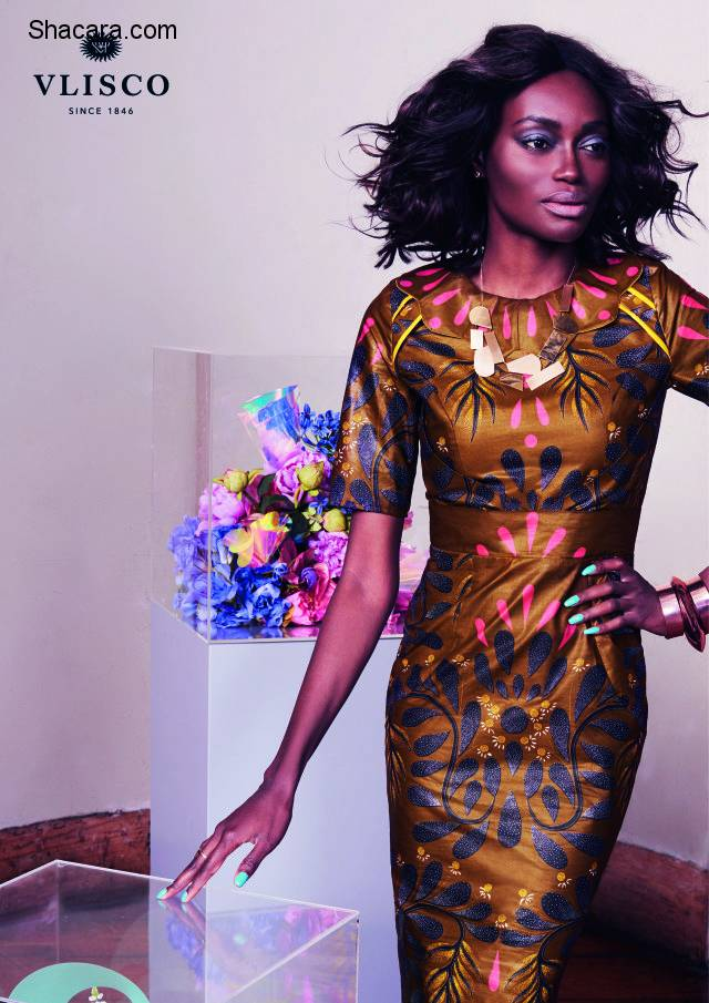 In Honour Of African Women : Vlisco Celebrates 170th Anniversary