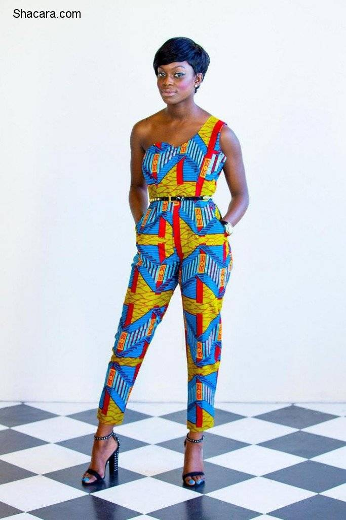 THE MODERN ANKARA STYLES YOU NEED ROCK