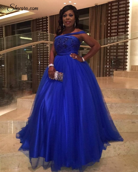 See The Best Dresses On Ghana Movie Awards 2016; Joselyn Dumas, Becca, Ahoufi Patricia & More