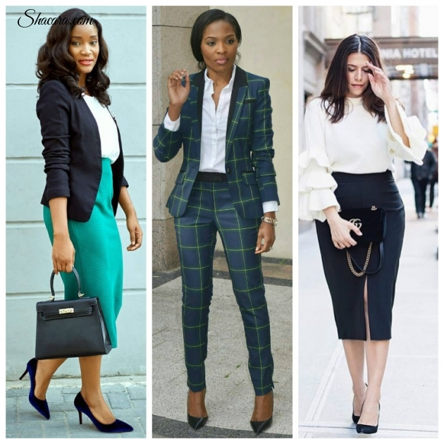 BOSS CHIC MOVES: BE THE STYLISH PROFESSIONAL