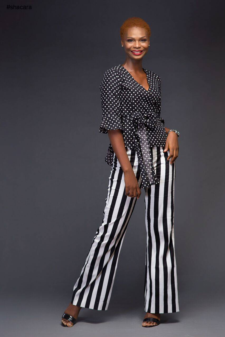 "Nigeria's TAE presents The Look Book For ""Oyinade…The Art of the Shirt Dress"" Collection"