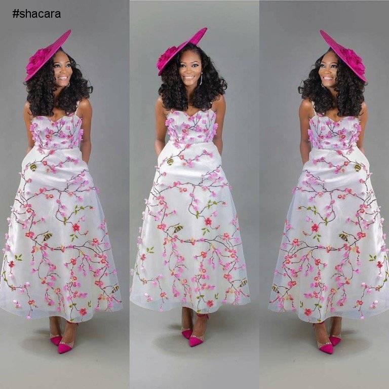 Contemporary Bridesmaid Dresses