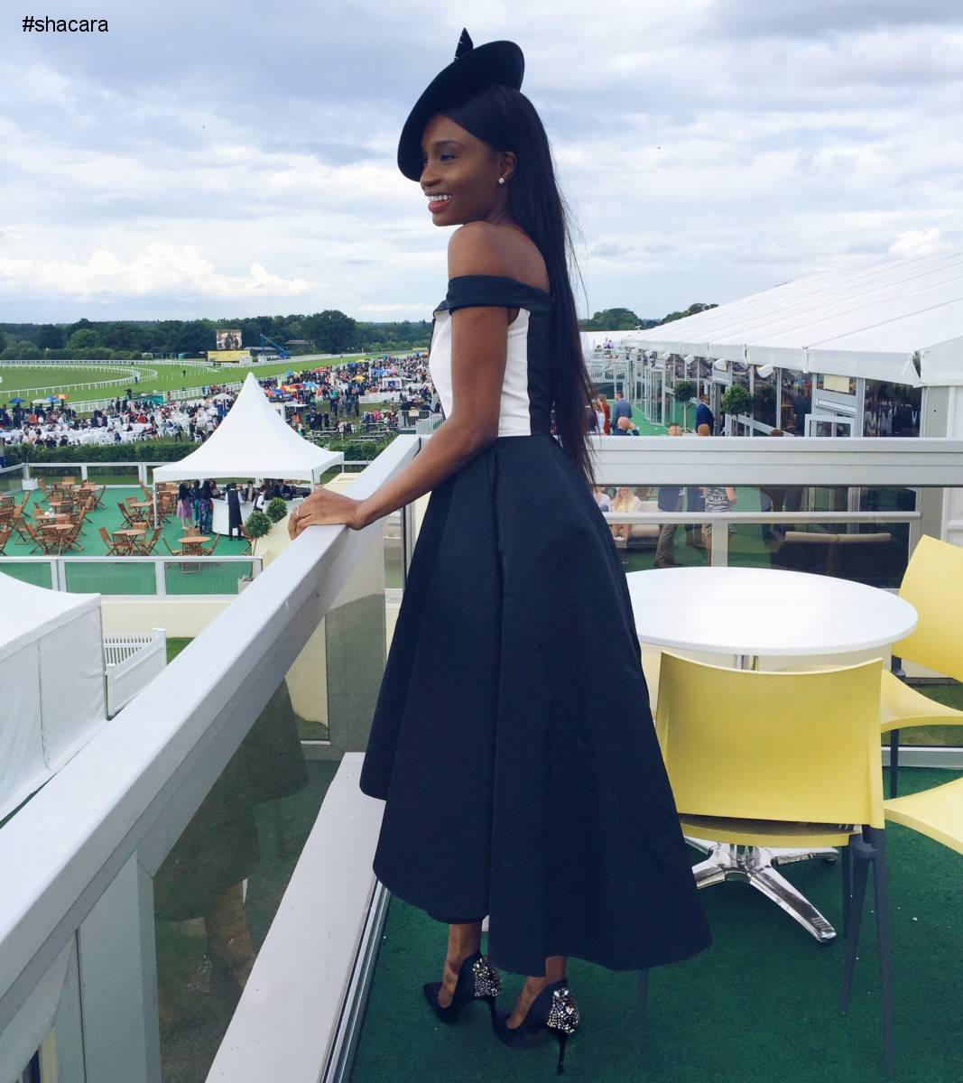 Fashionista Of The Week: Model & Blogger, Paula Okunzuwa