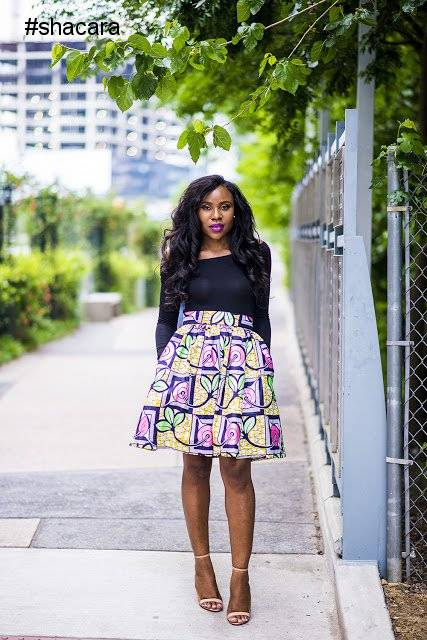 ANKARA FABRIC AND STYLES THAT ARE BEST FOR THIS SEASON