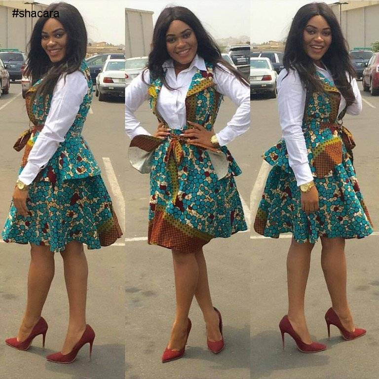 10 LOVELY ANKARA CORPORATE STYLES YOU NEED TO SEE