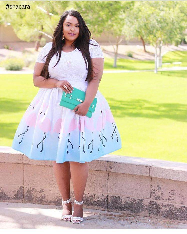 Outfit Ideas For The Plus Size Diva