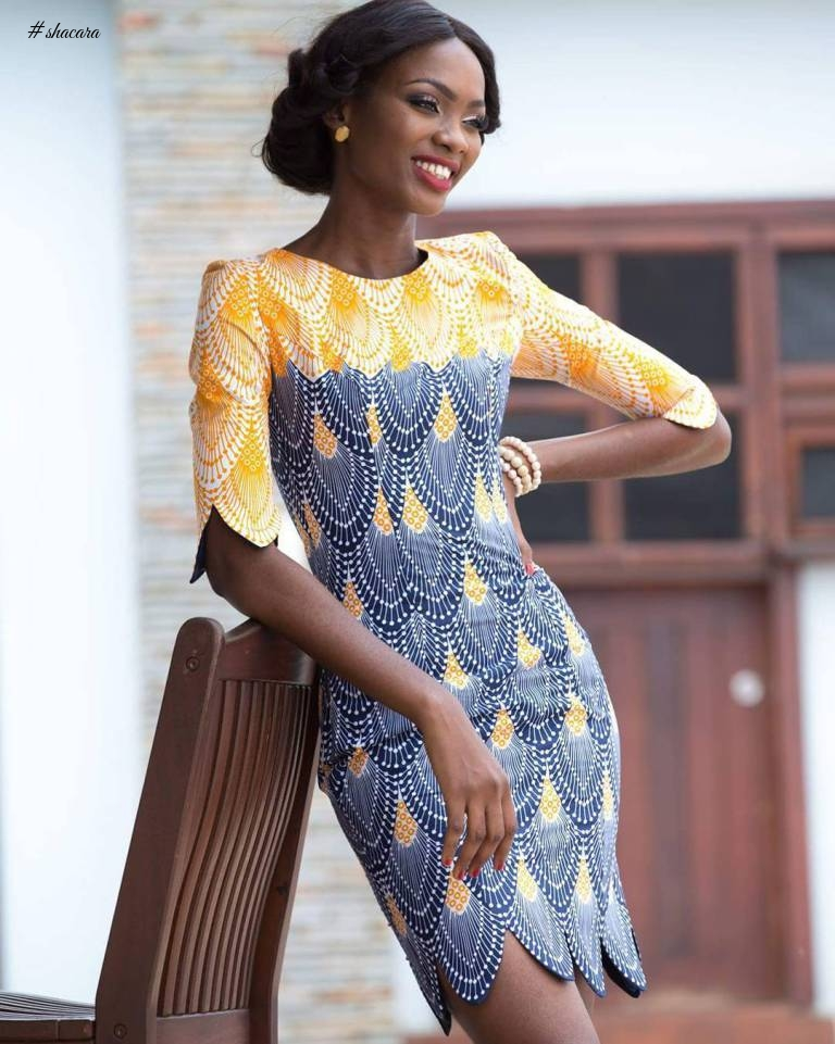 CHECK OUT THE GET DOWN OF ANKARA STYLES WE SAW OVER THE WEEKEND