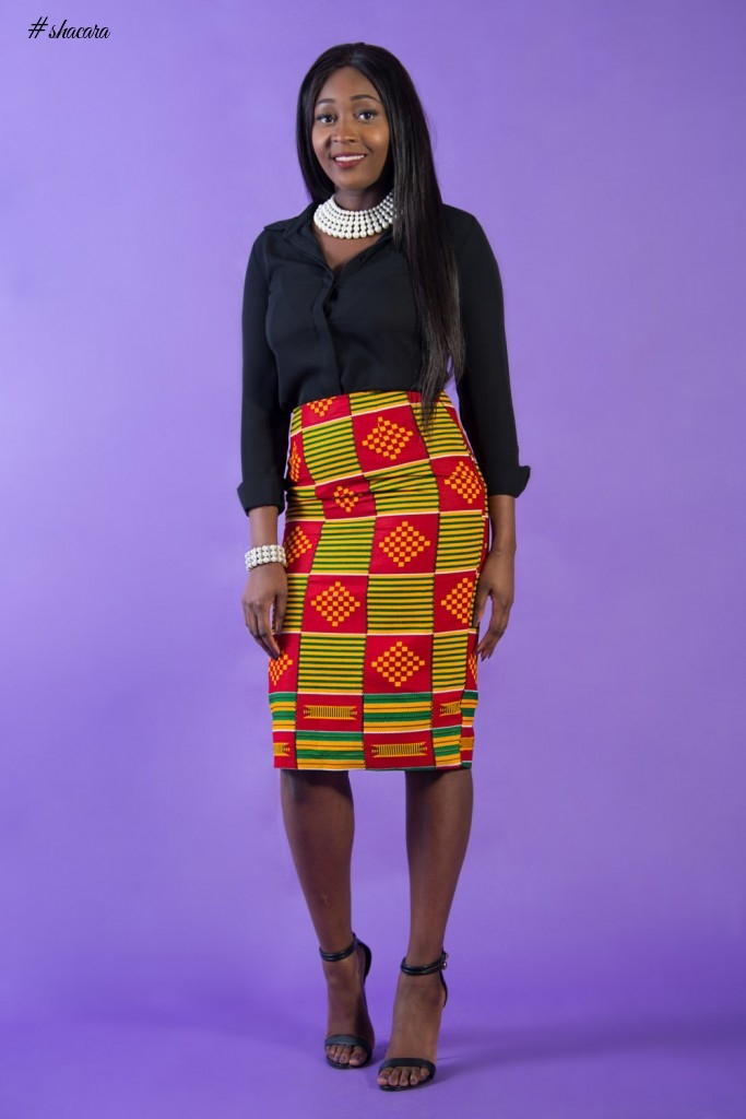 THE IN-DEPTH BEAUTY OF ANKARA HIGH WAIST SKIRTS