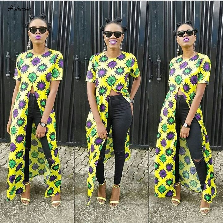 ANKARA STYLES PERFECT FOR THE WEEKEND OUTING