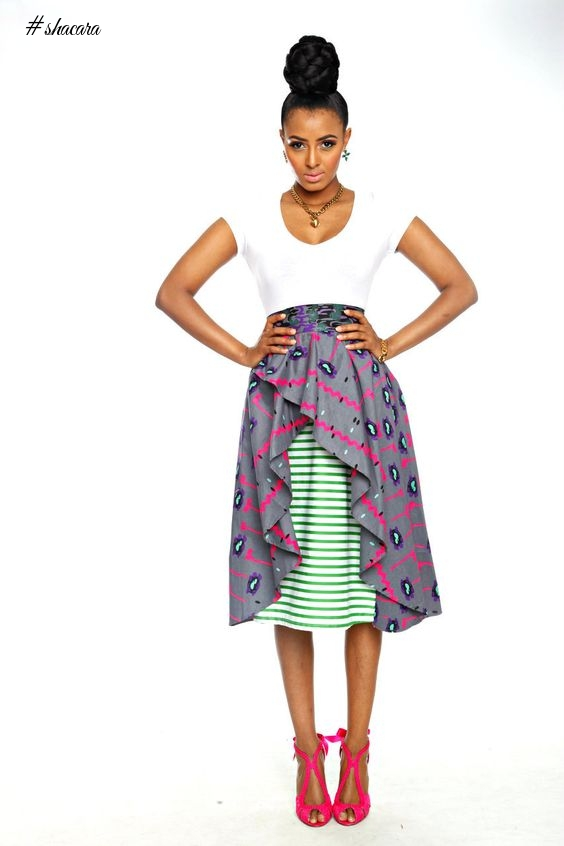 ECLECTIVE ANKARA STYLES THAT'S A MUST HAVE