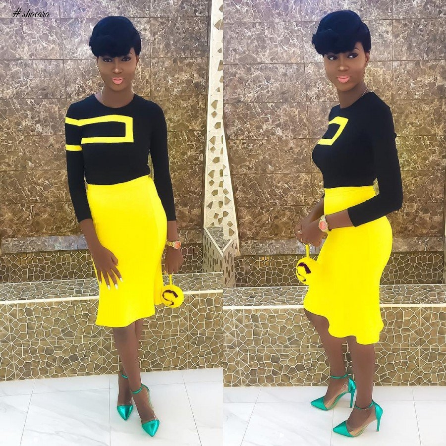 STYLE BLOGGER OLAWUNMI ADEWALE FASHION COLLECTION