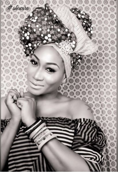 OGE OKOYE RELEASES PHOTO'S TO CELEBRATE HER BIRTHDAY