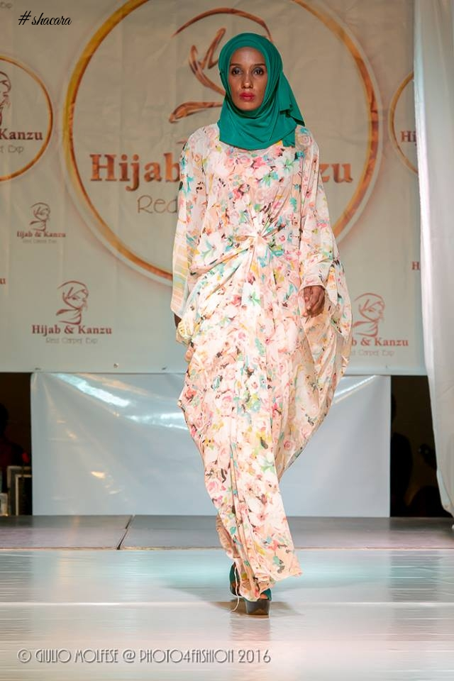 Sham @ Hijab & Kanzu Red Carpet Exp 2016