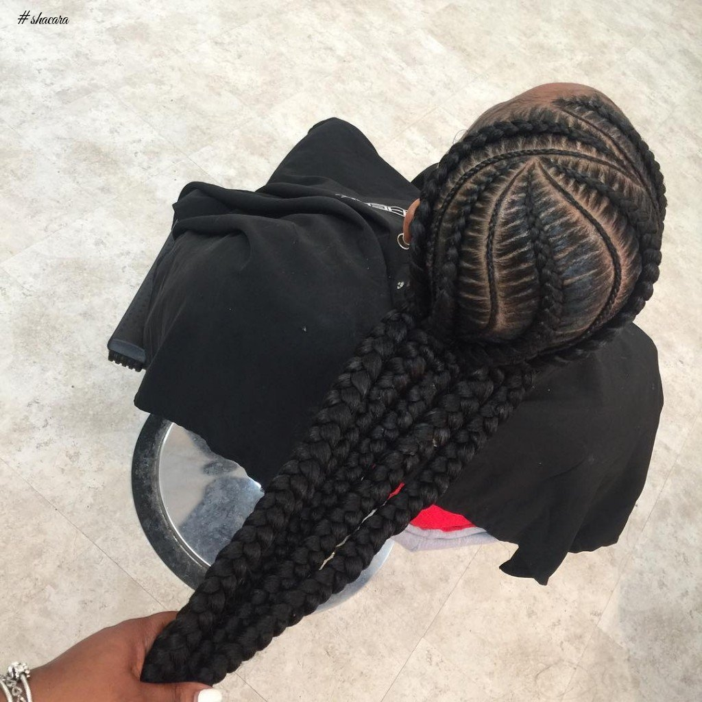 9 AFRICAN HAIRSTYLES FOR BLACK WOMEN