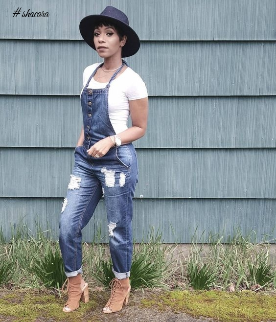 IS DENIM STYLE STAR KEKE CAMERON OF CLEAN CHIC LAUNDRY