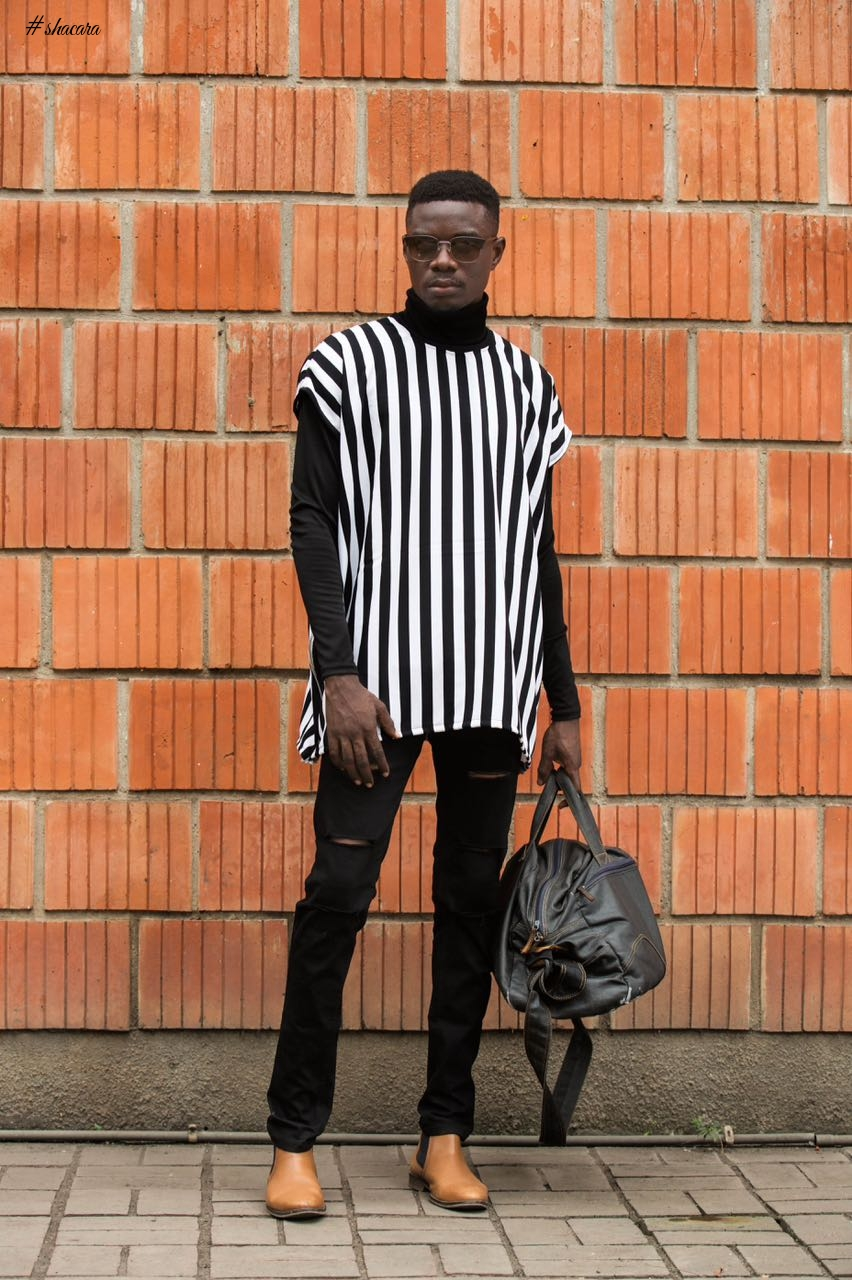 Men's Fashion: Shabi Releases New Collection 'Urban X.S'