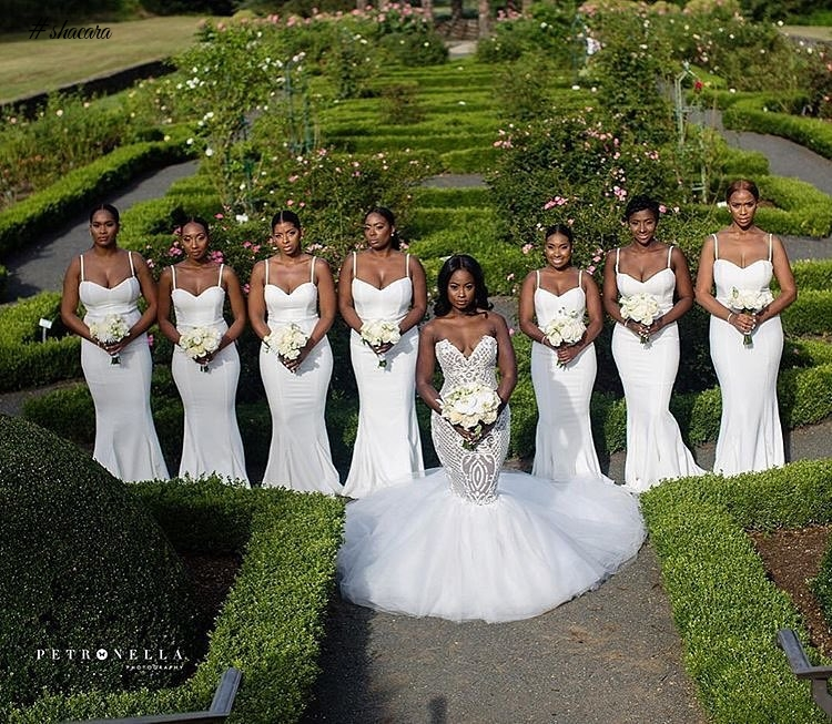 WEDDING PICTURES THAT WOULD MAKE YOUR EYES WATER