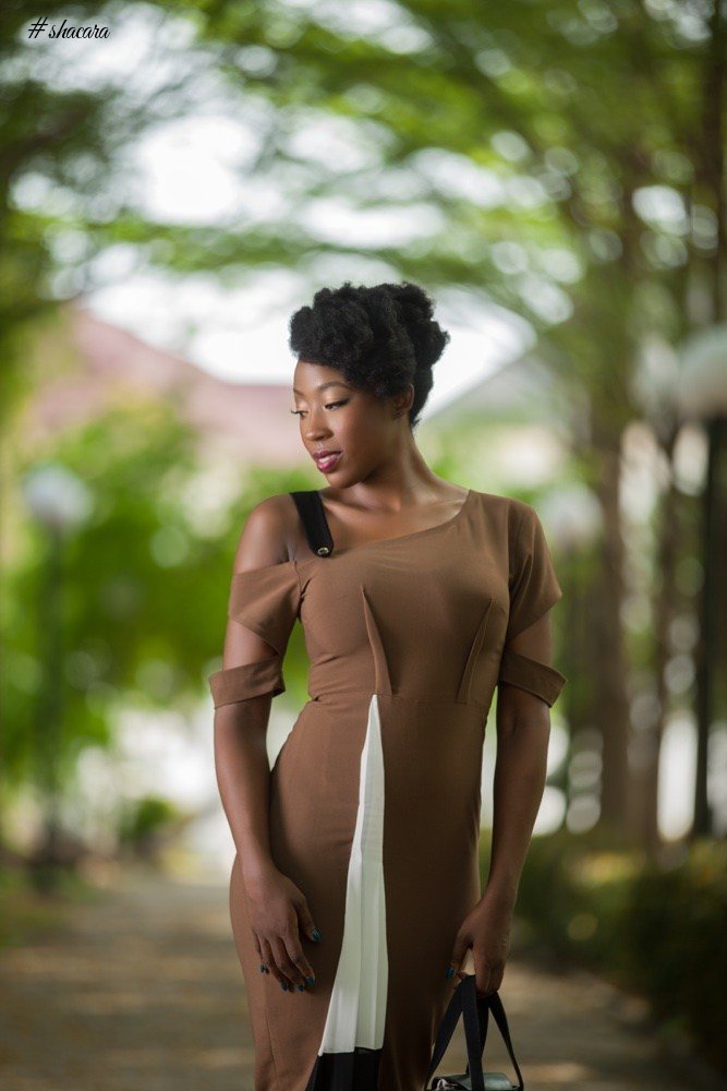 ACTRESS BEVERLY NAYA IS A MUSE FOR WANA SAMBO