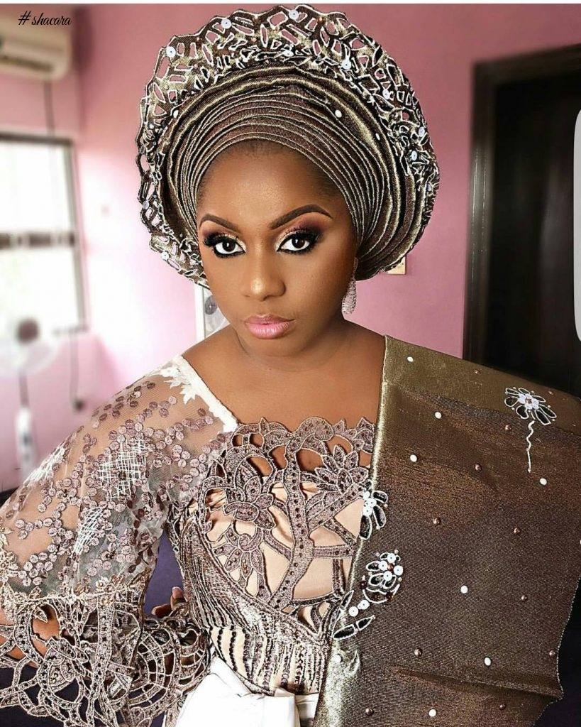BOLD GELE STYLES FOR THE SLAYONCE