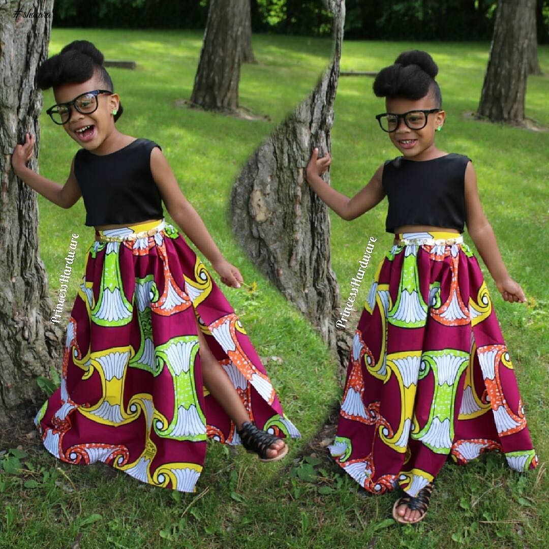 KIDDIES' FASHION INSPIRATIONS PRIOR TO THE EASTER HOLIDAY