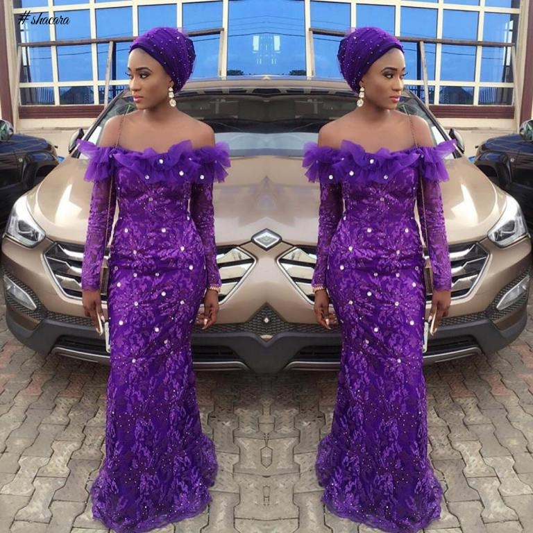 THE 2017 EASTER WEEKEND WAS LIT WITH FAB ASO EBI STYLES