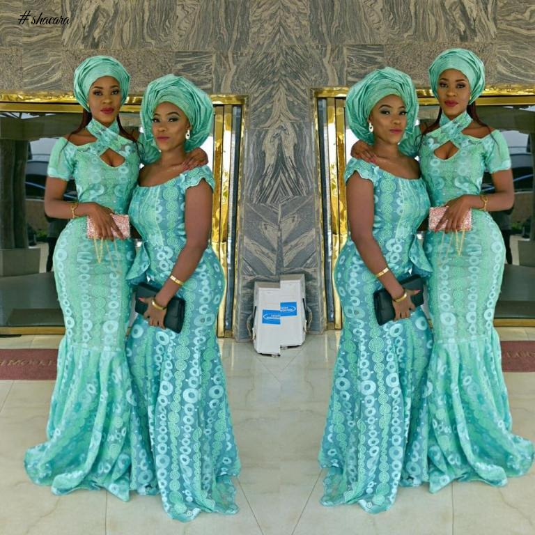 FABULOUS ASO EBI STYLES THAT WILL TURN HEADS THIS WEEKEND