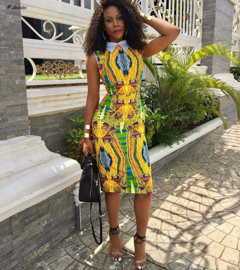 ANKARA STYLES TO USHER YOU INTO THE WEEKEND