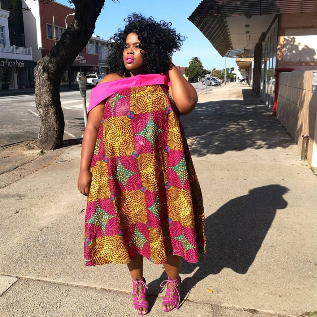 FABULOUS ANKARA STYLES FOR THE BIG, BOLD AND BEAUTIFUL!