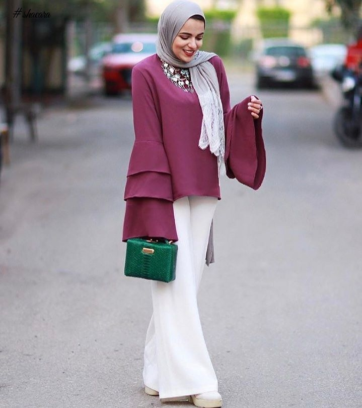 BEAUTIFUL HIJAB FASHION FOR THE MODEST MUSLIM GIRL