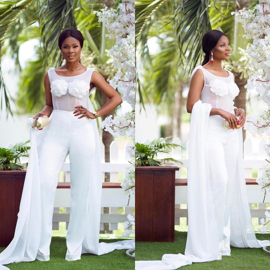 bridal shower outfit ideas in white
