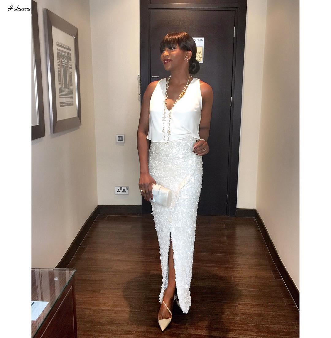 7 TIMES GENEVIEVE NNAJI PROVED THAT STYLE IS EVERYTHING!