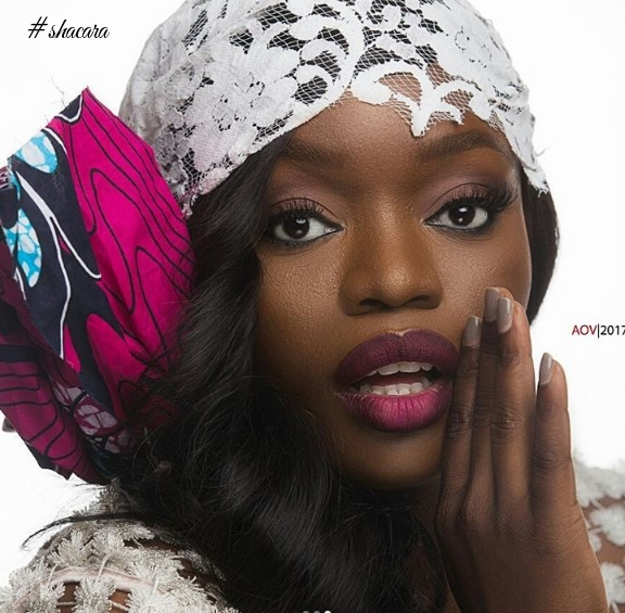 BISOLA AIYEOLA OF BBNAIJA RELEASES BEAUTY SHOOT