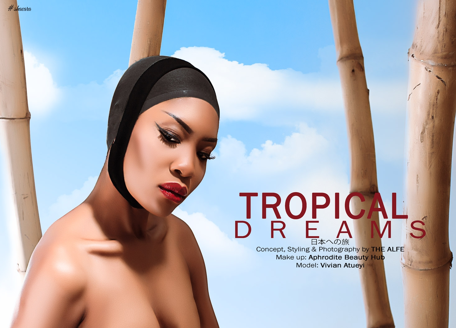 Nigerian Photographer The Alfe Presents 'Tropical Dreams'