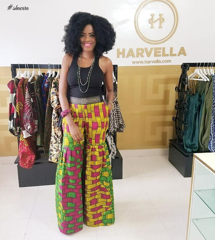CHECK OUT THESE LOVELY AND MESMERIZING ANKARA STYLES