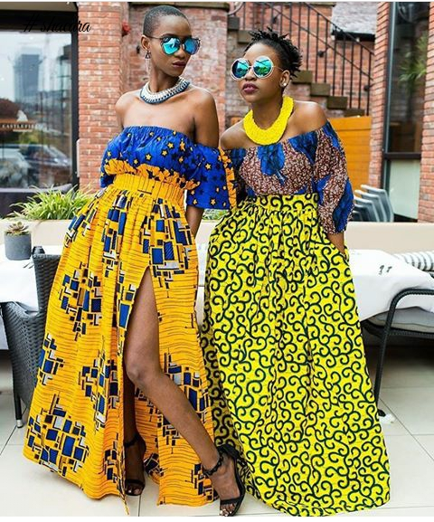 How To Perfectly Mix And Match Your African Print Outfits For An Awesome Look