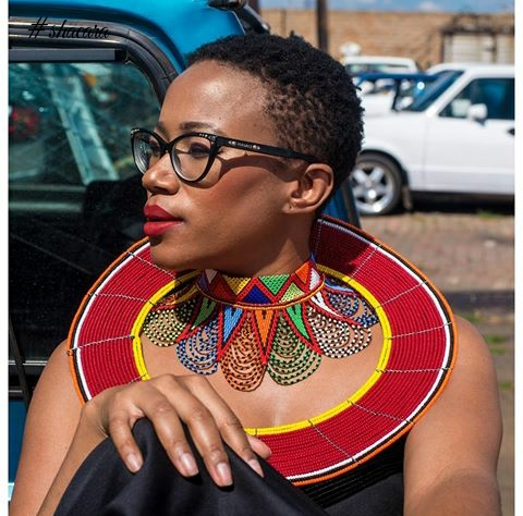 Take A Look At How South Africans Are Slaying In Their Colourful Traditional Accessories