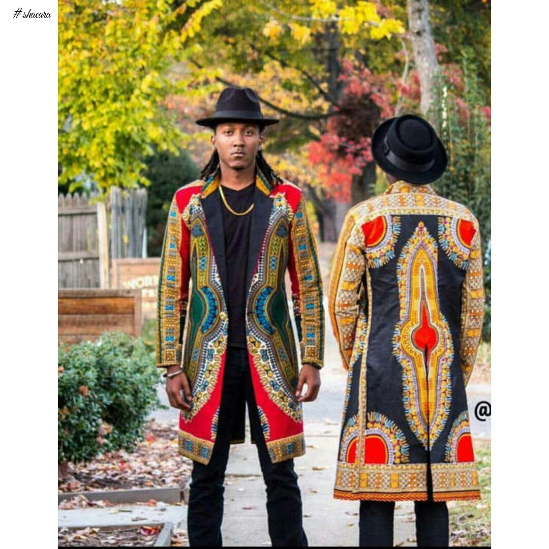 Dashiki for Men: Cool Shirts & Hoodies
