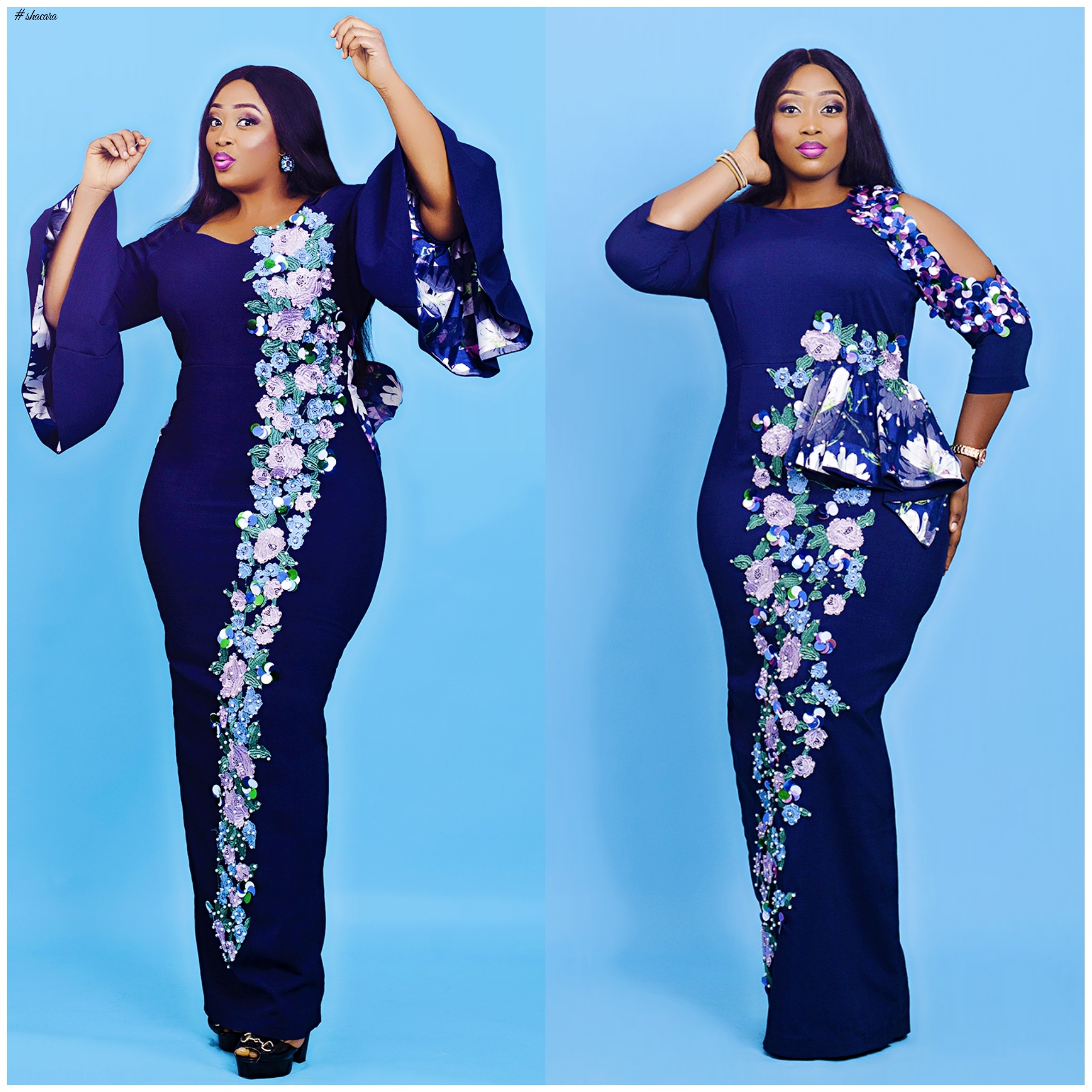 Plus Size Brand Makioba Releases Its SS17 Mid-Season Collection 'Efflorescence'
