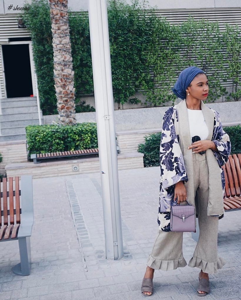 CASUAL STYLES FOR THE MUSLIMAH THIS EID-EL FITRI
