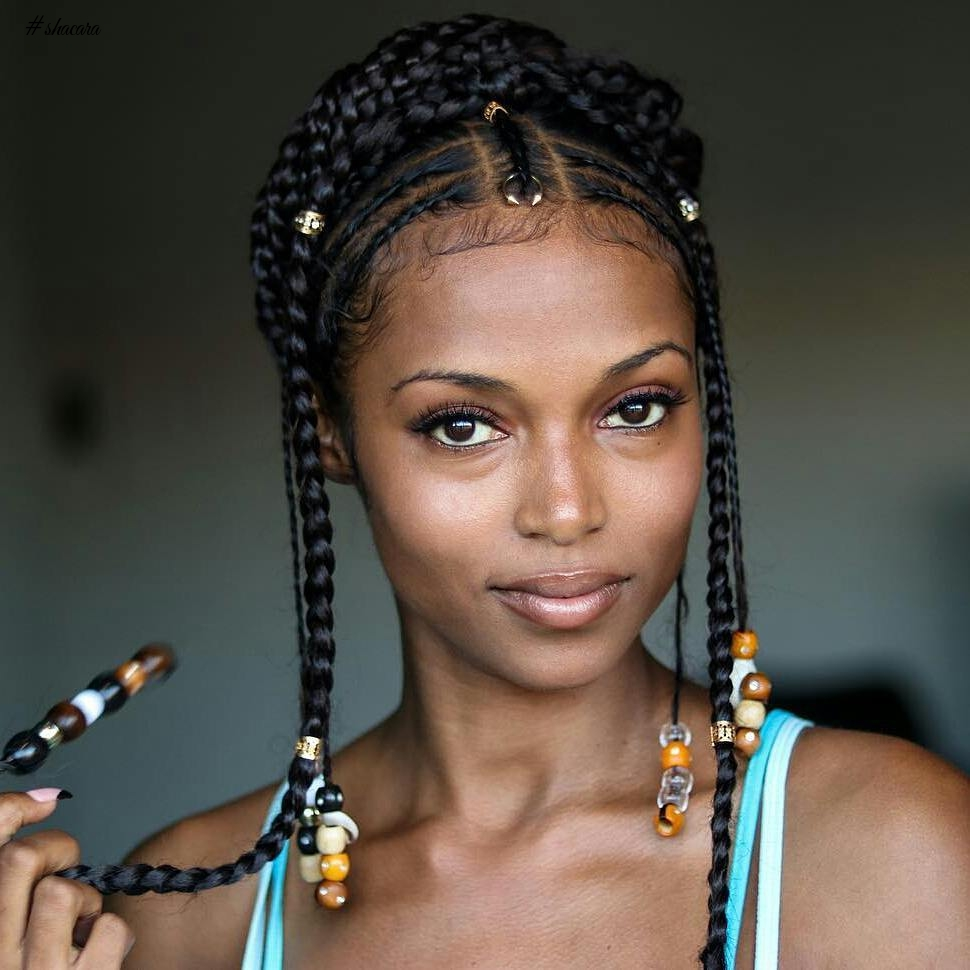 AWESOME AFRICAN HAIRSTYLES TO ROCK THIS TIME