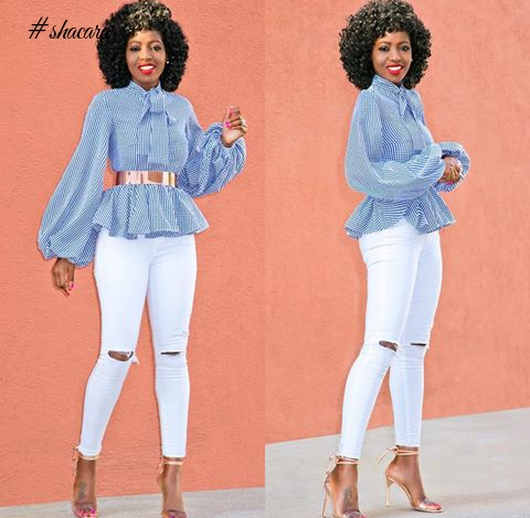 Classic Corporate Style Inspiration From Folake Huntoon You Will Absolutely Love