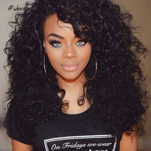 SEW IN WEAVE HAIRSTYLES FOR BLACK WOMEN
