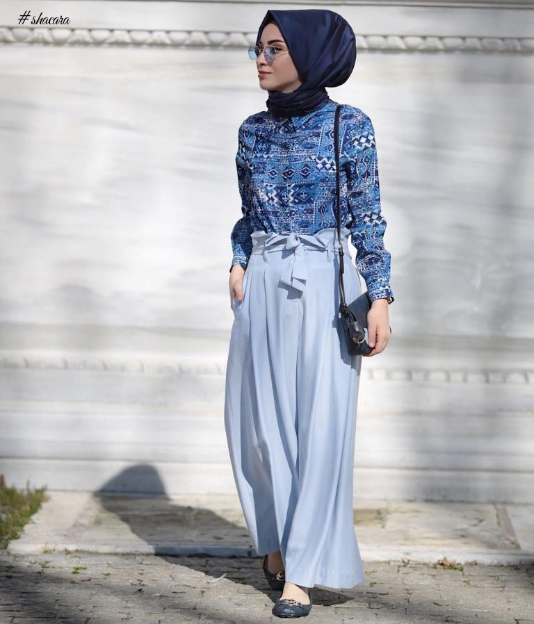 HIJAB FASHION: SLAY IN MODESTY