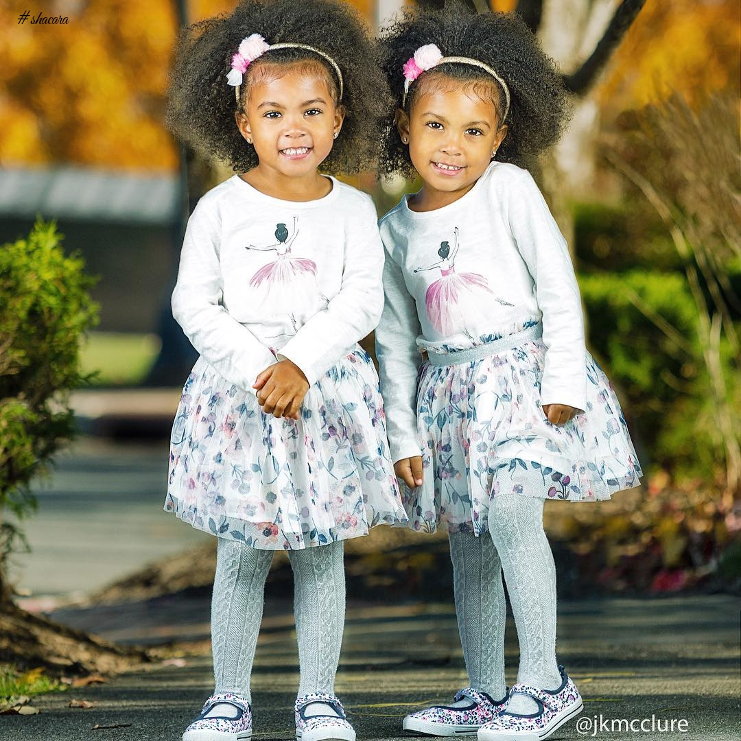KIDDIES STYLE CRUSH: MCCLURE TWINS